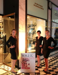 Fashion Week Hostessen Modelhostessen